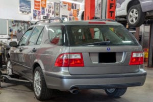 Saab Repair Services in Boulder, CO