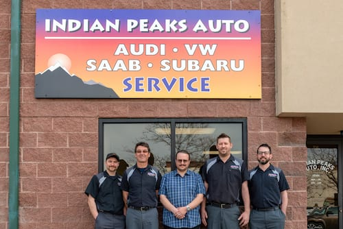 Local Auto Mechanic Boulder, CO