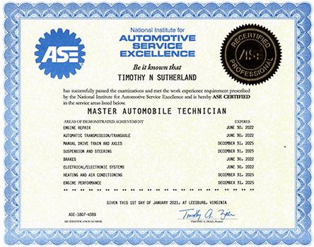 Tim Certification - Scanned